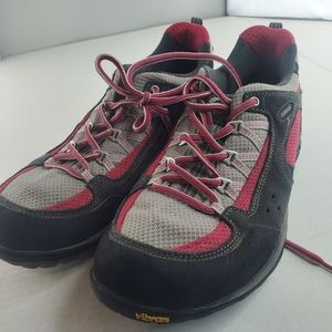 Asolo Channel Womens Hiking Shoes Vibram Size 8.5